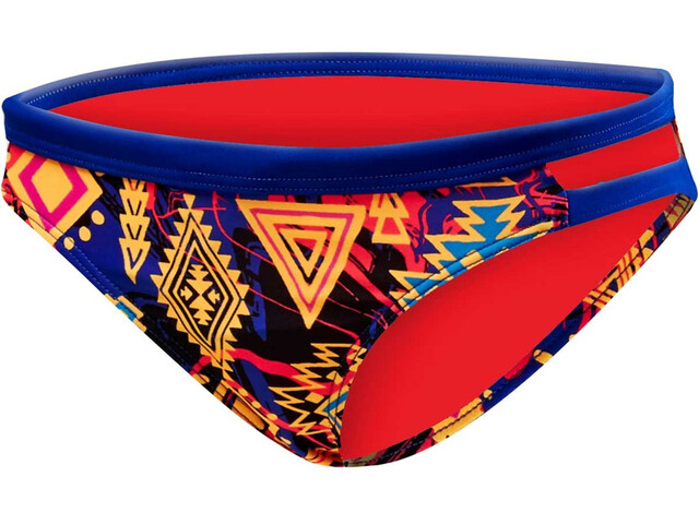 TYR Santa Ana Mini Slip bikini Donna, blue/coral